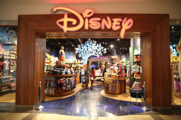 Magic Black Disney Store Holiday Season Business Wire