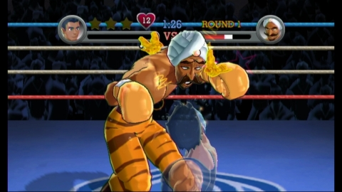 Hook, jab and swing through a hilarious cast of opponents in this modern update of the classic Punch ...