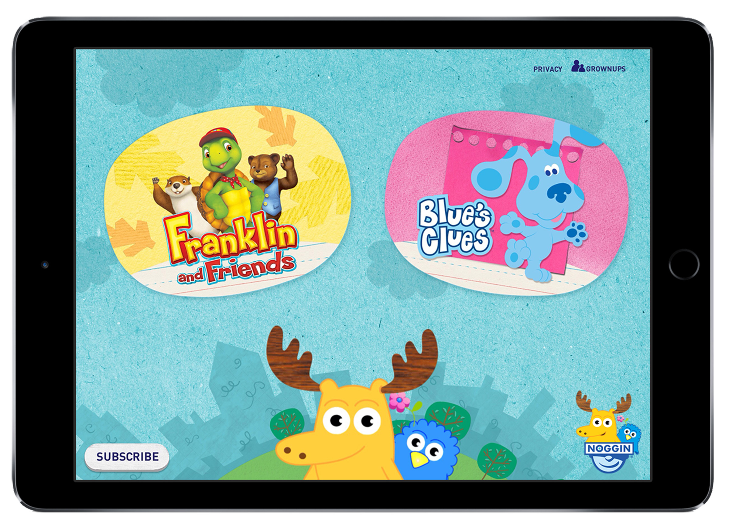 Nickelodeon Launches Noggin New Mobile Subscription