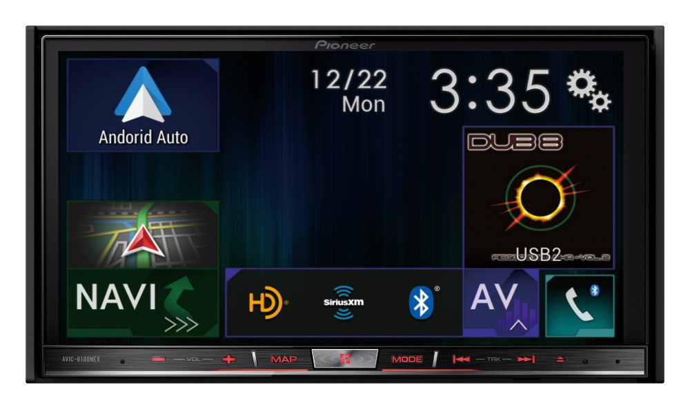 medium resolution of pioneer s second generation nex receivers with android auto and apple carplay now available at authorized retailers business wire