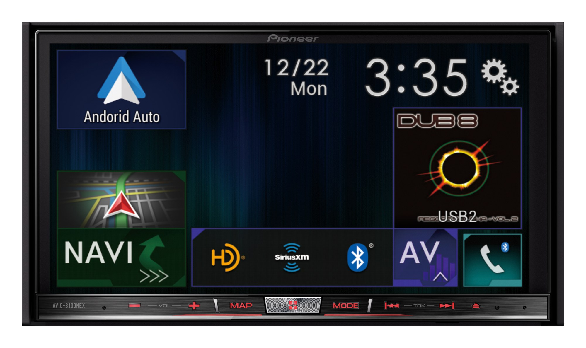 hight resolution of pioneer s second generation nex receivers with android auto and apple carplay now available at authorized retailers business wire