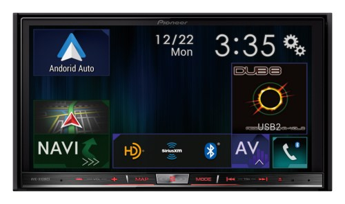 small resolution of pioneer s second generation nex receivers with android auto and apple carplay now available at authorized retailers business wire
