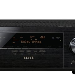 2015 pioneer elite home theater receivers incorporated with install friendly features plus newest techs including dolby atmos business wire [ 1359 x 688 Pixel ]