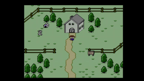 Find out what's causing strange phenomena in the first-ever U.S. release of the EarthBound Beginning ...