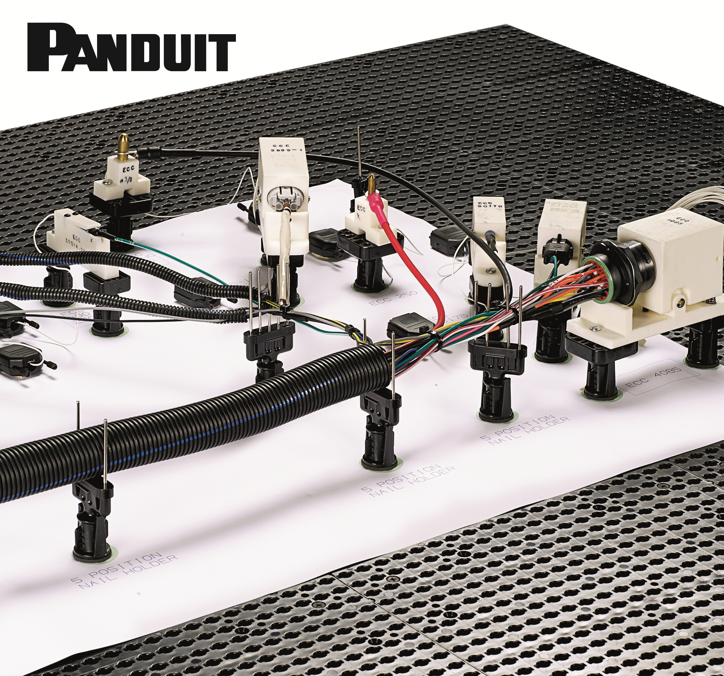 Game Changer For Wire Harness Manufacturers Panduit Quick Build