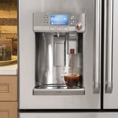 Ge Cafe Refrigerator Wiring Diagram For Home Inverter Café Is A With Keurig System Built In