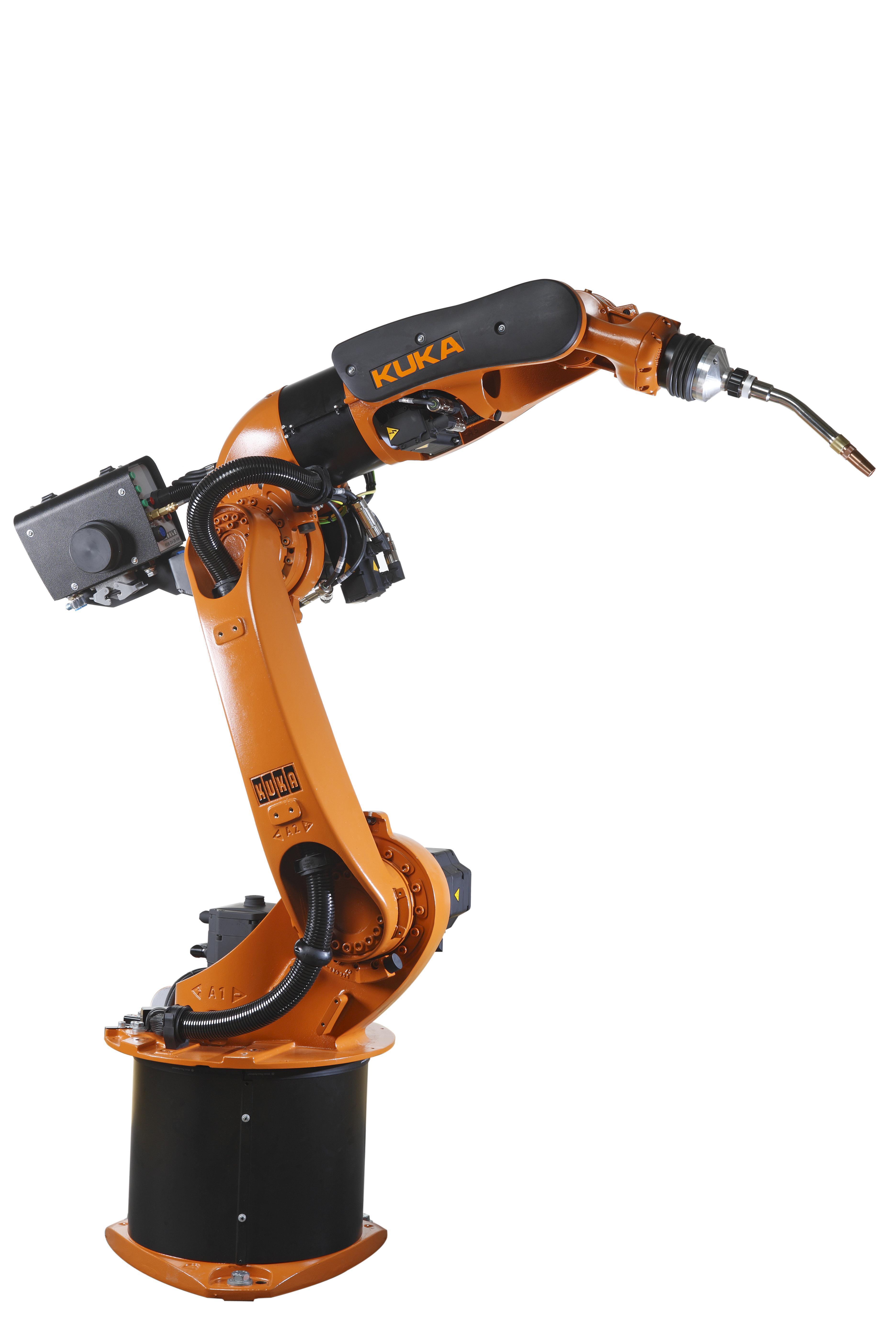 Making The Cut With Kuka Robotics Corporation At Fabtech