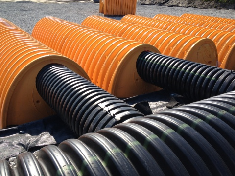Advanced Drainage Systems, Inc. Opens Distribution Center