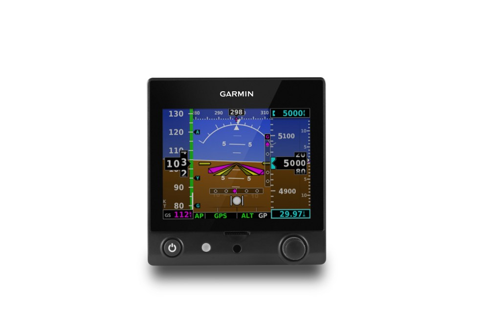 medium resolution of garmin team x introduces the g5 electronic flight instrument for experimental aircraft business wire