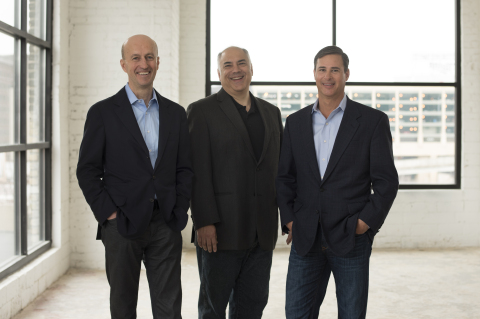 Bright Health co-founders, from left to right: Bob Sheehy, CEO; Tom Valdivia, Chief Medical Officer; ...