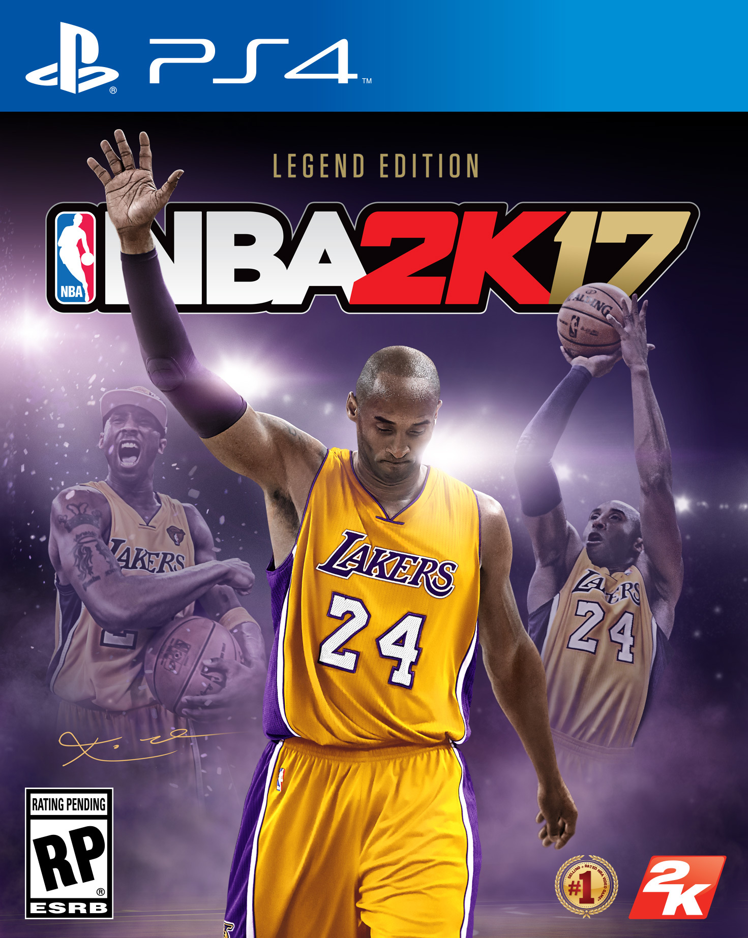 How to Play as Kobe Bryant In