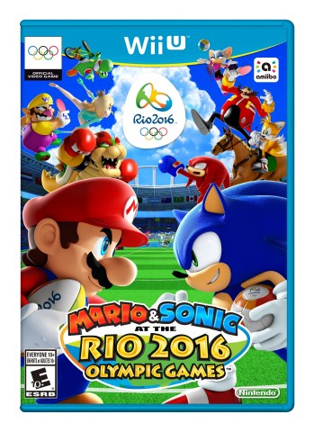 Mario & Sonic at the Rio 2016 Olympic Games launches on June 24 for the Wii U console (Photo: Busine ...