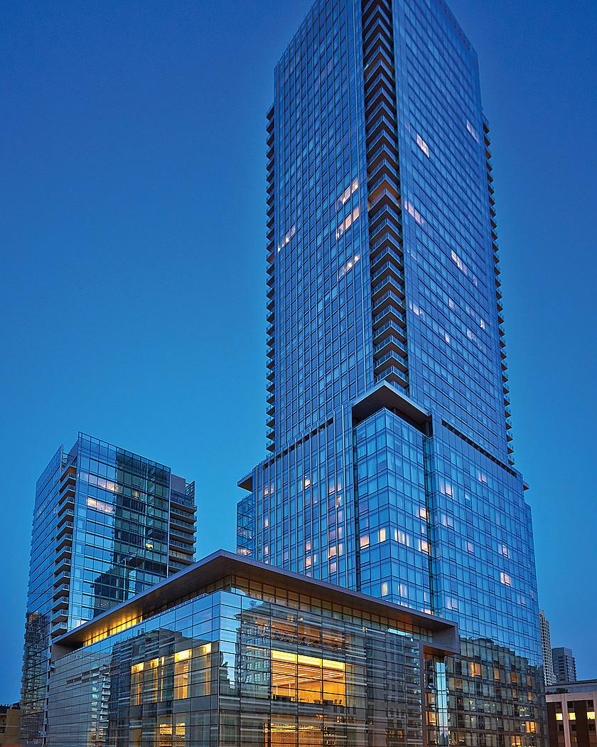 Shahid Khan Family Acquires Four Seasons Hotel Toronto