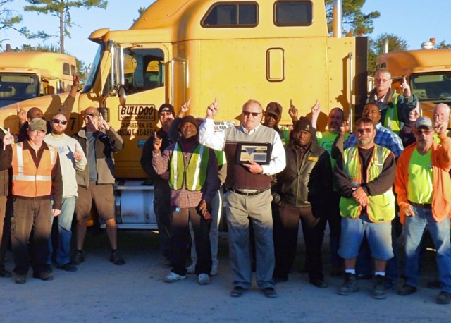 bulldog hiway express takes home top ata safety awards | business wire