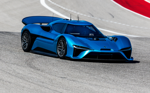 On February 23rd 2017, the NIO EP9 set the COTA track record with a time of 2 minutes 40.33 seconds  ...