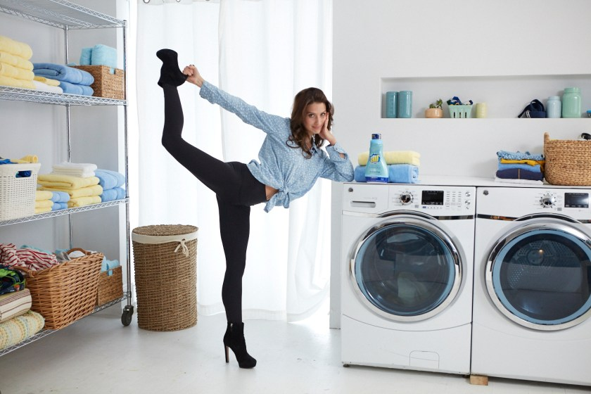 "all® Partners with Mom and Healthy Living Author Hilaria Baldwin to Introduce ""Hilaria's Essentials for Living Cleanly"" 