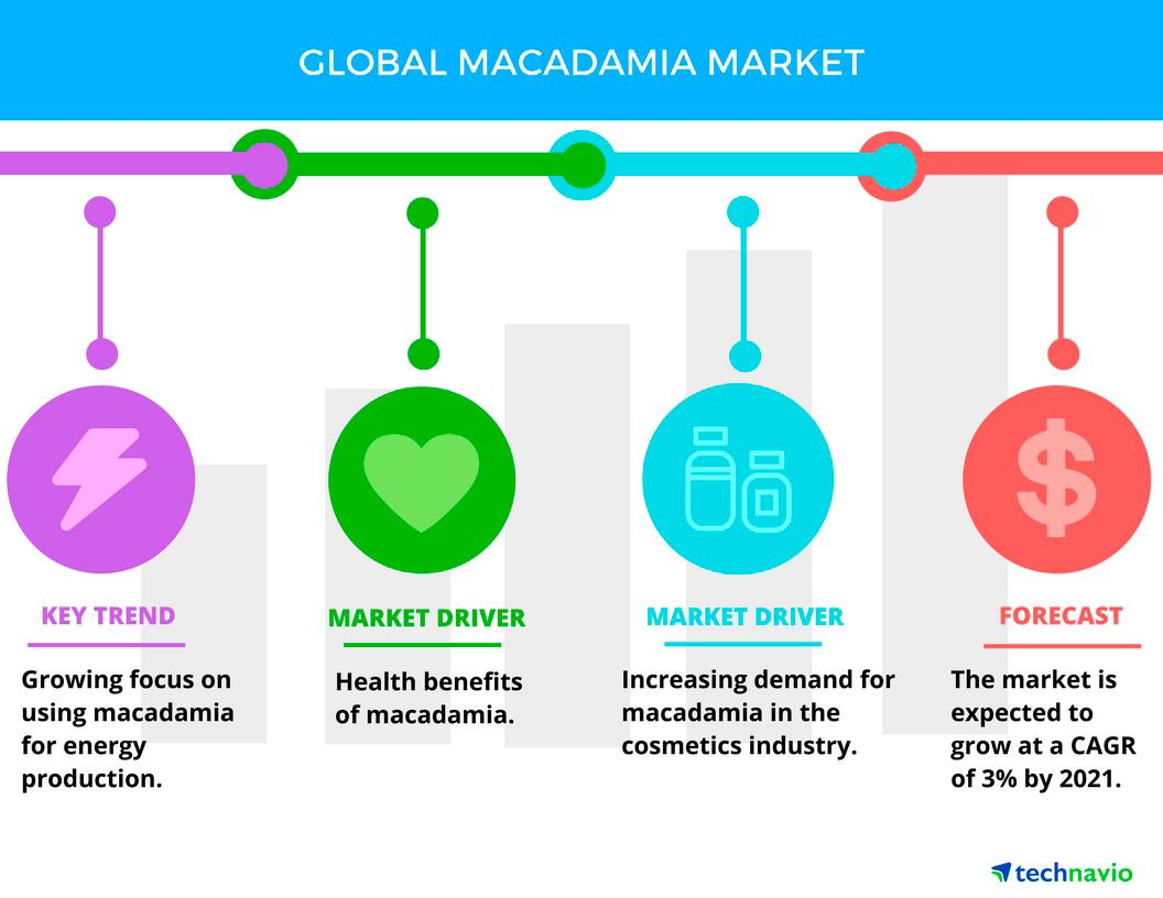 Top 3 Emerging Trends Impacting the Global Macadamia Market