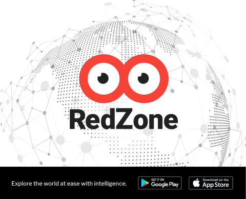 RedZone Map(TM) app's advanced technology will track real-time crowd behavior and migration patterns ...