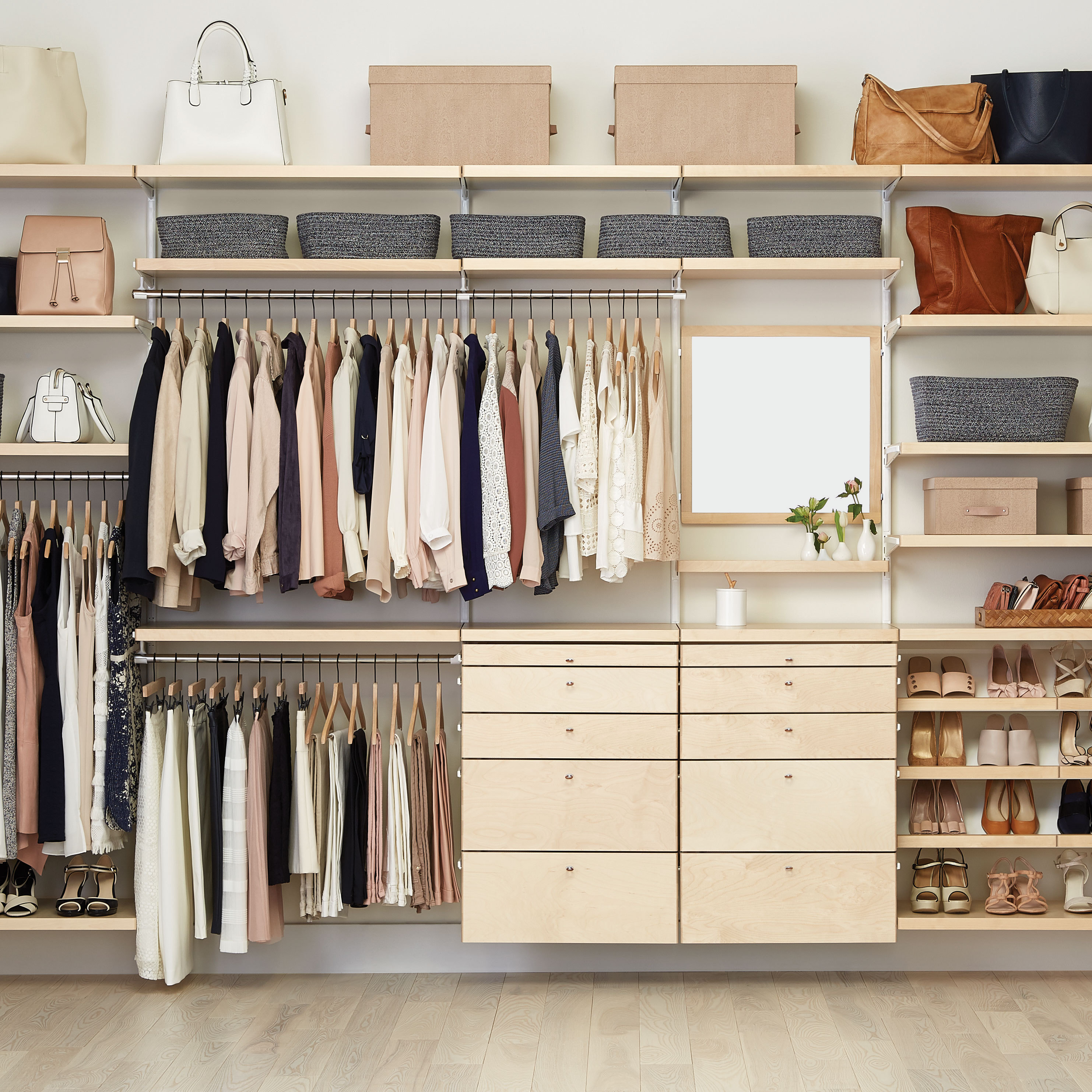 The Container Store Introduces New Additions To Elfa Custom