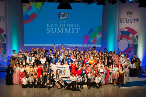 The KWN Global Contest 2017 was held with 18 countries/region students as part of the KWN Global Sum ...
