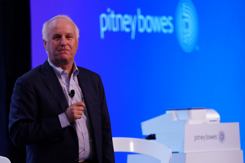 Marc Lautenbach, President and CEO, Pitney Bowes (NYSE: PBI) launches technology partner initiative  ...