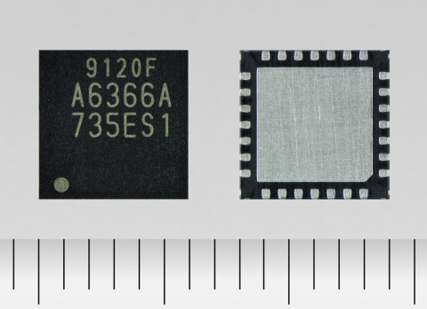 """Toshiba Electronic Devices & Storage Corporation: A constant-current 2-phase stepping motor driver """" ..."""
