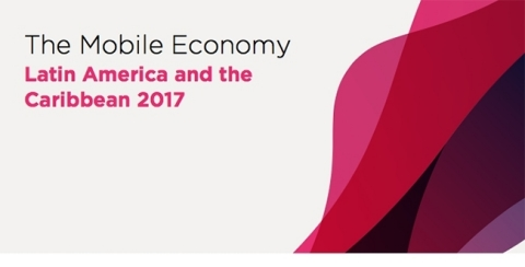 New GSMA Study Finds That Mobile Industry Accounts for 5 Per Cent of Latin American GDP (Graphic: Bu ...