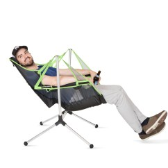Reclining Camping Chair With Footrest Evenflo Majestic High Recall New Camp Rtty1