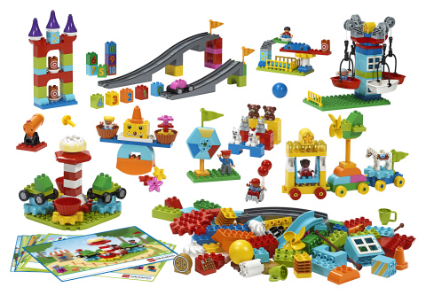 New LEGO® Education STEAM Park sparks preschoolers' natural curiosity in science, technology, engine ...