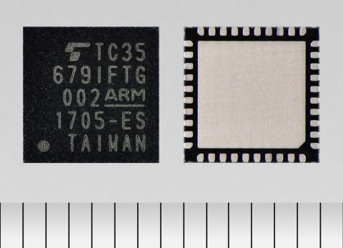"Toshiba Electronic Devices & Storage Corporation: A new Bluetooth(R) low energy IC ""TC35679IFTG"" for ..."