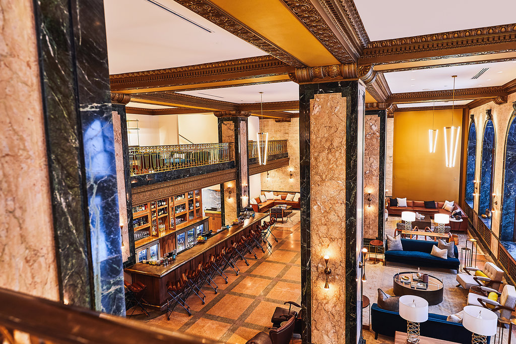 Rockbridge Announces Noelle An Experiential Hotel Now Open