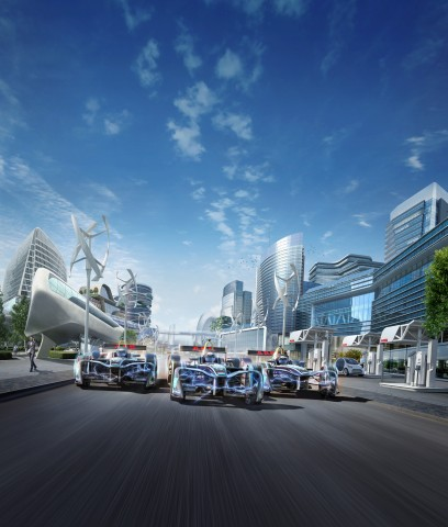 ABB and Formula E partner to write the future of e-mobility (Photo: Business Wire)
