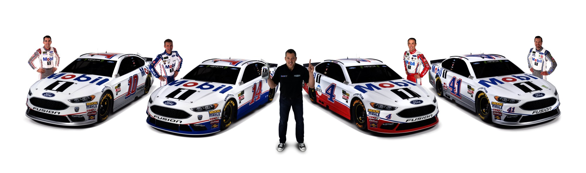 hight resolution of mobil 1tm and stewart haas racing gear up for the 2018 nascar season full size