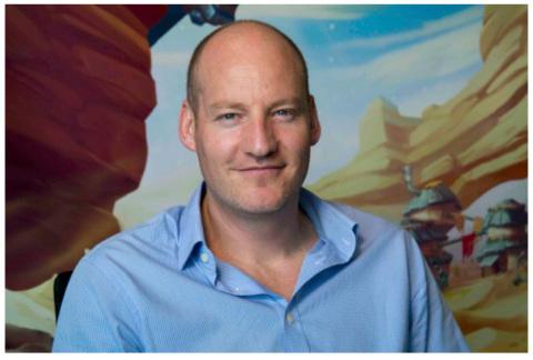 PlayFusion's CEO and CTO, Mark Gerhard