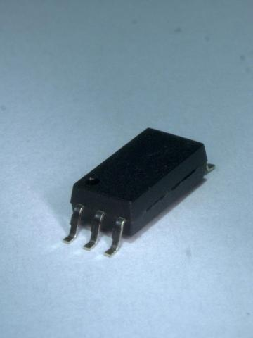 Toshiba: IC-output photocouplers with a new wide leadform package type SO6L(LF4). (Photo: Business W ...