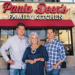 Paula Deen Kitchen Tile Opened Her First Restaurant In Texas Business Wire