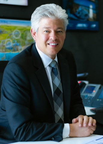 Rob Burns, The First Group's Chief Executive Officer (Photo: AETOSWire)