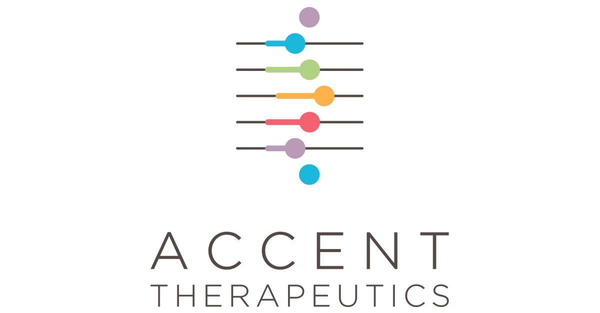 Accent Therapeutics Announces Company Launch with $40