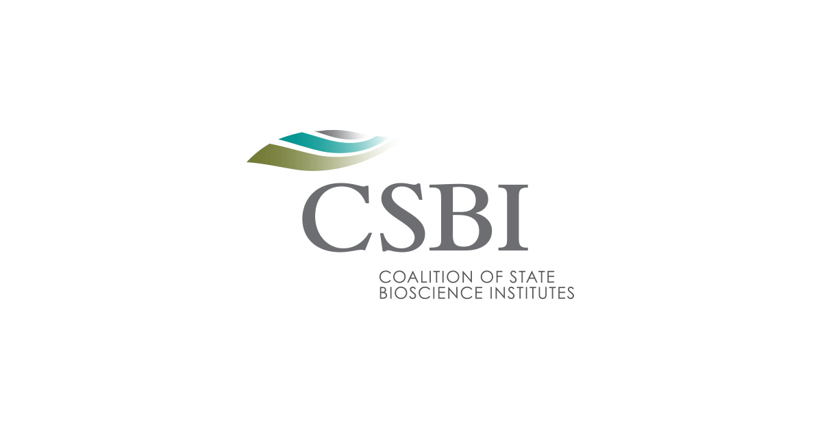 The Coalition of State Bioscience Institutes (CSBI