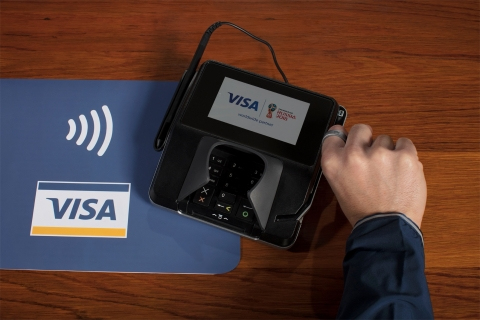 For the 2018 FIFA World Cup Russia™, Visa is the exclusive payment service in all stadiums where pay ...