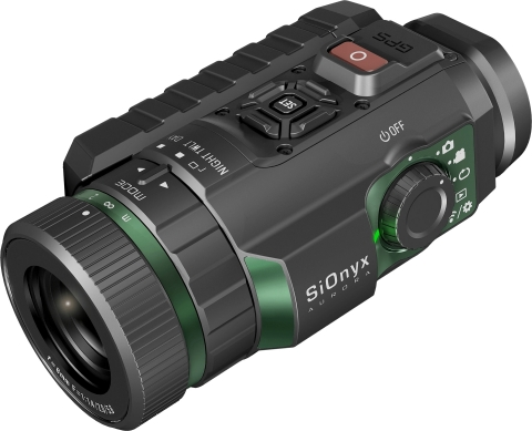 Aurora Day/Night Vision Camera (Photo: Business Wire)