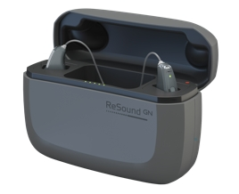 Unprecedented Layers of Sound™ and the World's Most Advanced Rechargeable Hearing Aid Solution (Phot ...