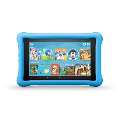 All-New Amazon Fire HD 8 Kids Edition (Photo: Business Wire)