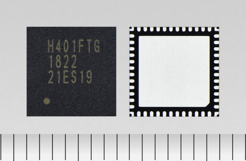 "Toshiba: An integrated dual H-bridge DC brushed motor driver IC ""TB67H401FTG"" that includes an outpu ..."