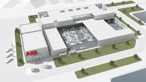 The new Shanghai factory will feature a number of machine learning, digital and collaborative soluti ...