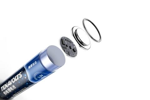 Nanfu's TENAVOLTS AA/AAA Rechargeable Lithium Batteries