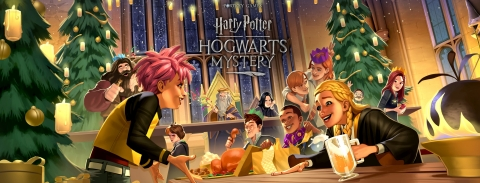 Harry Potter: Hogwarts Mystery Invites Players to Deck the Halls for Christmas in the Wizarding Worl ...