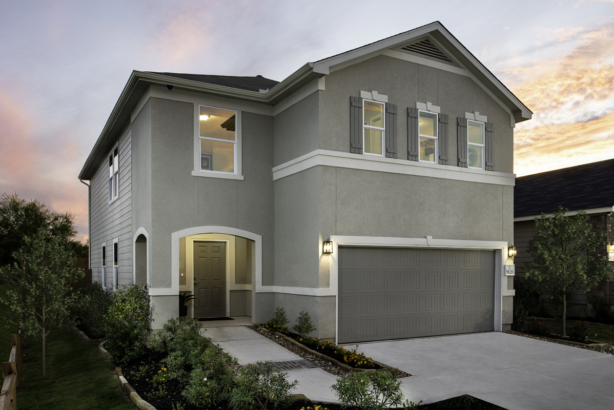 hight resolution of kb home announces new community and model park in southeast san antonio business wire