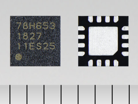 "Toshiba: New H-bridge driver IC ""TC78H653FTG"" supporting 1.8V low-voltage and 4.0A large-current dri ..."