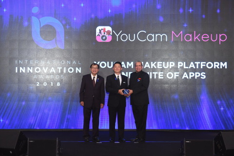 YouCam Makeup, the leading beauty platform for brands, retailers, and ecommerce, recognized as the 2 ...